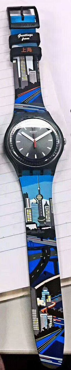 Stay tuned to Swatch - Archive 2017